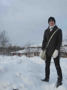 Going abroad for his master's: George Leech at Linköping University (LiU) in Sweden