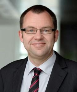 Joint UMR project leader Frank Ziegele