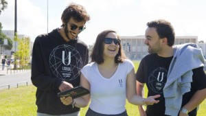 'It's good to talk' say students at ULisboa, Portugal