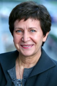 EUA senior advisor Andrée Sursock