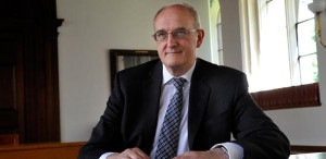 Leszek Borysiewicz, Vice-Chancellor of Cambridge University