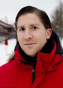 Londoner Keith Lowton opted to study in Sweden rather than the UK for his master's