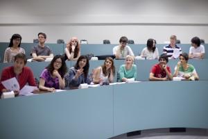 International classroom at LiU