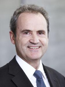 ETH's Professor Gerhard Schmitt