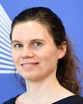 European Commission spokeswoman Nathalie Vandystadt.