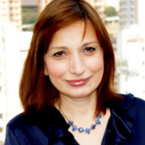 Janet Ilieva, founder of Education Insight