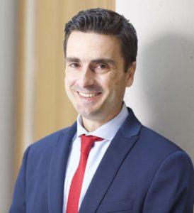 Vangelis Tsiligiris, founder of the TNE-Hub